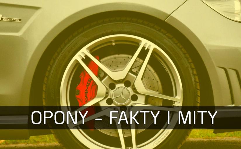 OPONY FAKTY MITY
